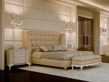 Итальянская спальня NEW YORK фабрики BRUNO ZAMPA