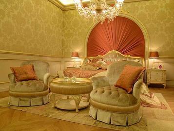 Итальянская спальня MILANO 2014 фабрики BRUNO ZAMPA