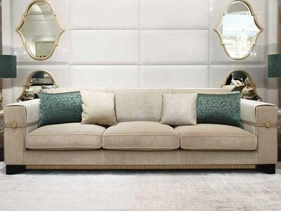 Итальянский диван AMAZON фабрики BRUNO ZAMPA