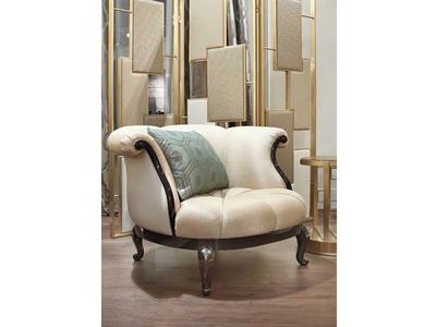 Итальянское кресло FLOWER фабрики BRUNO ZAMPA