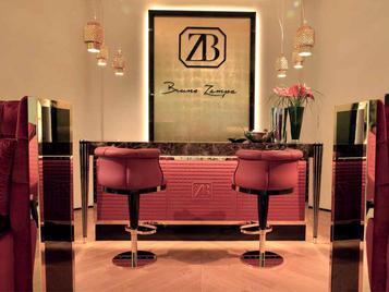 Итальянский бар MILANO 2015 фабрики BRUNO ZAMPA