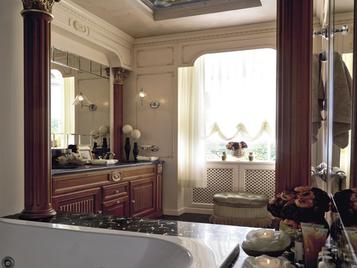 Итальянская мебель для ванных Emozioni фабрики Martini Mobili