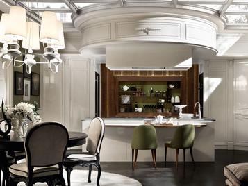 Итальянская столовая Loft a New York фабрики Martini Mobili