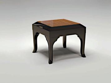 Итальянский столик IKE фабрики BRUNO ZAMPA