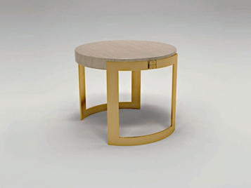 Итальянский столик OLIVER фабрики BRUNO ZAMPA
