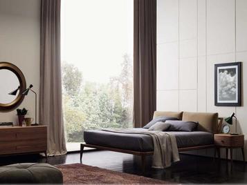 Итальянская кровать Indigo фабрики Philipp Selva