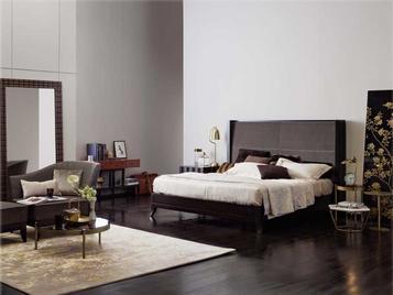 Итальянская кровать Downtown фабрики Philipp Selva