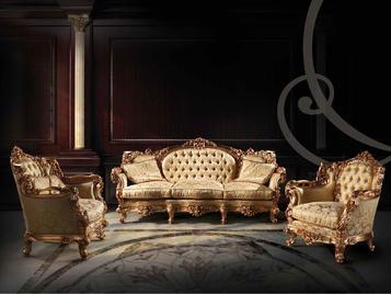 Итальянская мягкая мебель фабрики BAZZI Композиция 03