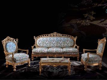 Итальянская мягкая мебель фабрики BAZZI Композиция 11