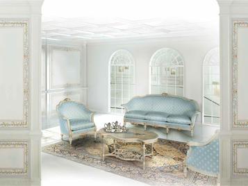 Итальянская мягкая мебель фабрики BAZZI Композиция 15