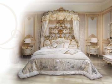 Итальянская спальня фабрики BAZZI Композиция 01