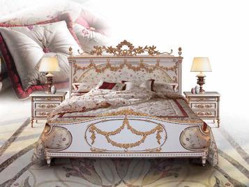 Итальянская спальня фабрики BAZZI Композиция 05