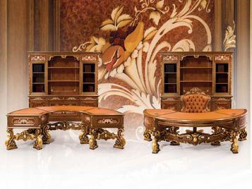 Итальянский письменный стол 6930 фабрики BAZZI