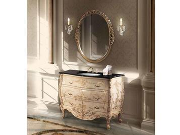 Итальянская мебель для ванной F373/A фабрики BAZZI