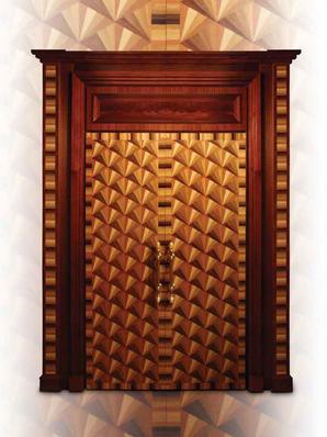 Итальянские двери P106 фабрики BAZZI