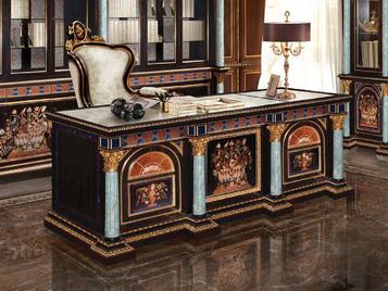 Итальянский письменный стол F950/D фабрики BAZZI