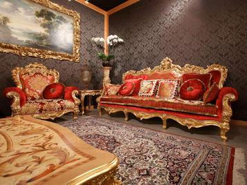 Итальянская мягкая мебель фабрики BAZZI