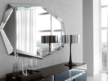 Итальянское зеркало EMERALD фабрики Cattelan Italia