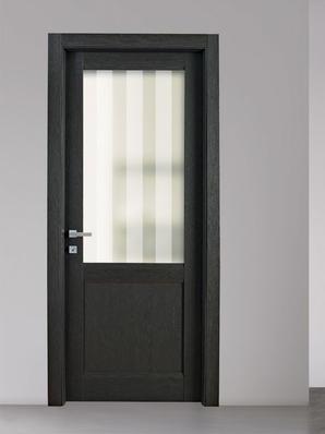 Итальянская дверь 102V GREY фабрики BERTOLOTTO PORTE