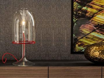 Итальянская настольная лампа MEDUSA фабрики Cattelan Italia