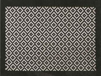 Итальянский ковер HALIBUT BLAC фабрики Cattelan Italia