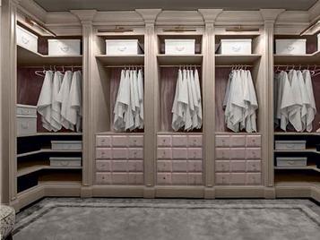 Итальянская гардеробная NOVECENTO фабрики Galimberti Nino