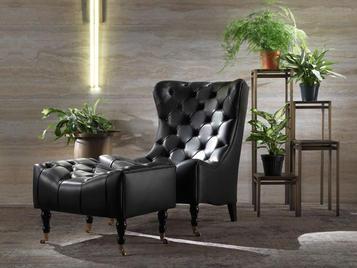 Итальянское кресло MIKY фабрики GIANFRANCO FERRE