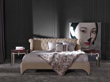 Итальянская кровать BRADMORE фабрики GIANFRANCO FERRE