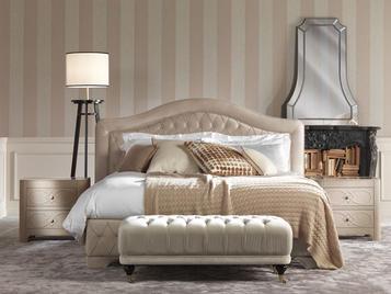 Итальянская кровать KIMBERLEY фабрики GIANFRANCO FERRE