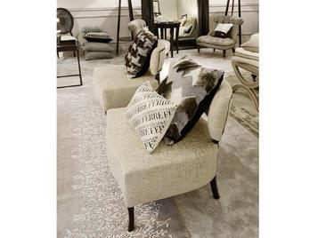 Итальянское кресло THEA фабрики GIANFRANCO FERRE