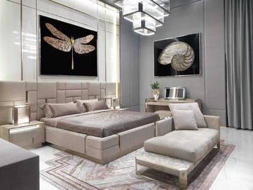 Итальянская спальня Beloved фабрики VISIONNAIRE