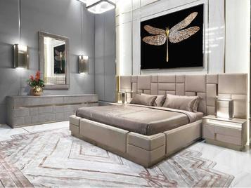Итальянская кровать Beloved фабрики VISIONNAIRE