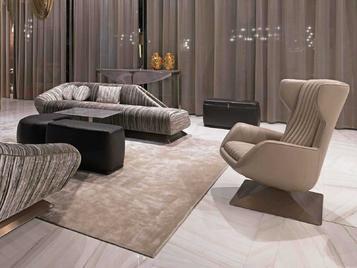 Итальянская мягкая мебель Citizen фабрики VISIONNAIRE