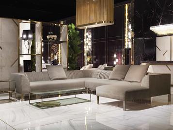 Итальянская мягкая мебель Capitol фабрики VISIONNAIRE