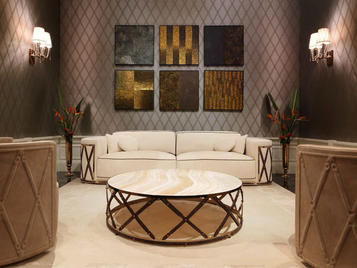 Итальянская мягкая мебель Kingsley фабрики VISIONNAIRE