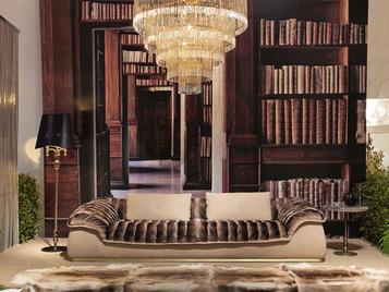 Итальянская мягкая мебель Vanity Fair фабрики VISIONNAIRE