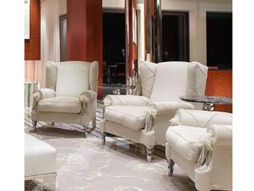 Итальянское кресло Siegfrid фабрики VISIONNAIRE
