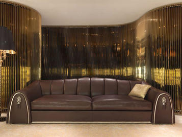 Итальянская мягкая мебель Godfrey фабрики VISIONNAIRE