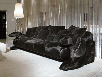 Итальянская мягкая мебель Bismarck фабрики VISIONNAIRE