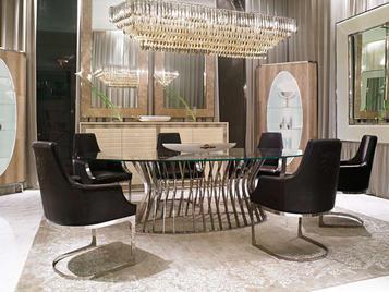 Итальянский стол Solstice фабрики VISIONNAIRE