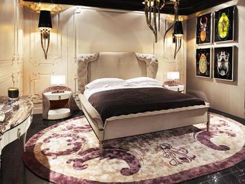 Итальянская кровать Alice фабрики VISIONNAIRE
