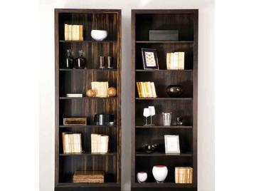 Итальянский книжный шкаф LEONARD фабрики Domedziioni