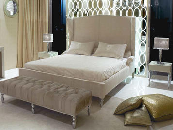 Итальянская кровать Siegfrid фабрики VISIONNAIRE