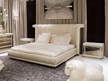 Итальянская кровать Porfrio фабрики VISIONNAIRE