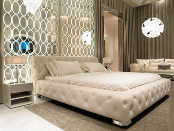 Итальянская кровать Teodosio фабрики VISIONNAIRE