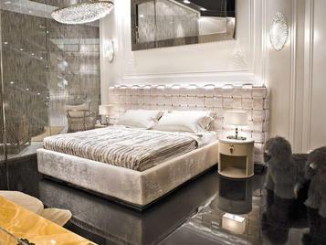 Итальянская кровать Edward фабрики VISIONNAIRE