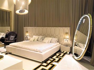 Итальянская кровать Gregory фабрики VISIONNAIRE