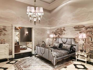 Итальянская спальня Windsor фабрики VISIONNAIRE