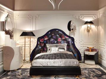 Итальянская спальня Primrose фабрики VISIONNAIRE