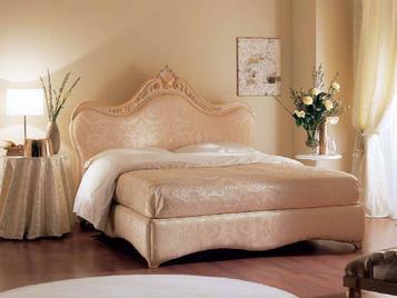Итальянская кровать HERMITAGE фабрики ZANABONI